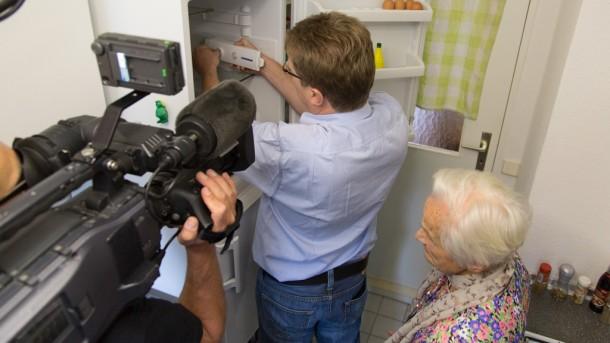 Oma-Trick | Kühlschränke | 1. Staffel