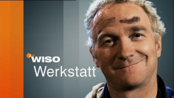 WISO Werkstatt   ZDF